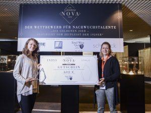 Emil Weis Opals fördert Drittplatzierte der GOLDENEN NOVA 2020