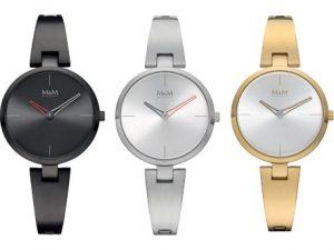 M&M Uhren präsentiert Spangenuhren aus der CIRCLE LINE Serie